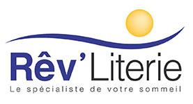 Rev'Literie Logo